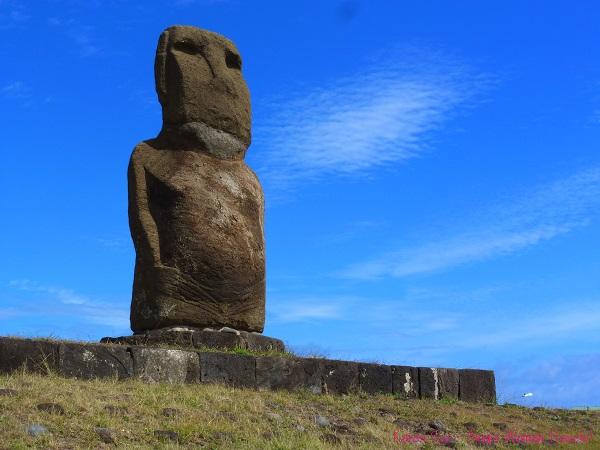 Ahu Riata, Rapa Nui (Easter Island, Chile)