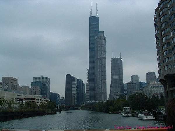 The Willis Tower (formerly Sears Tower) is still the tallest building in Chicago at 108 story