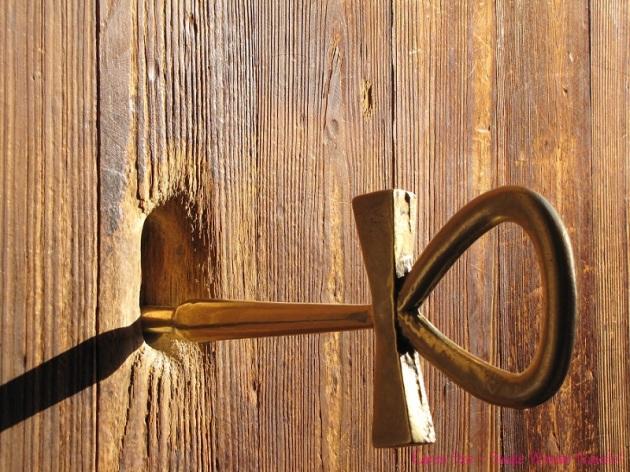 Ankh in the Door