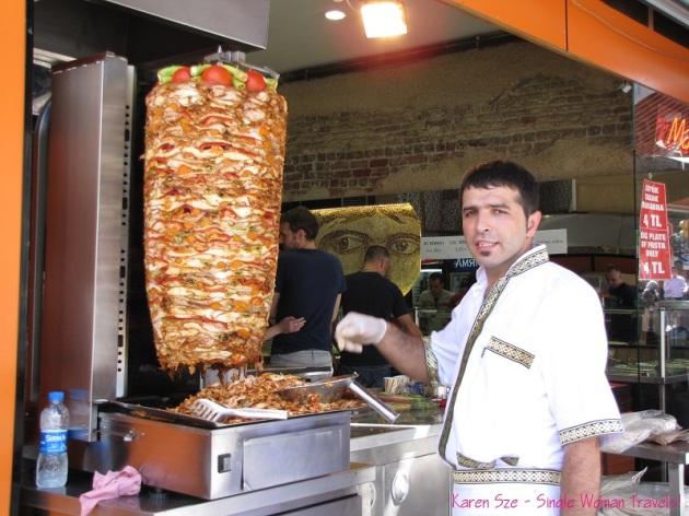Best looking Street Kebab