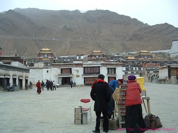 Life in Shigatse, Tibet