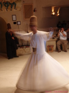 Whirling Dervish in Turkey