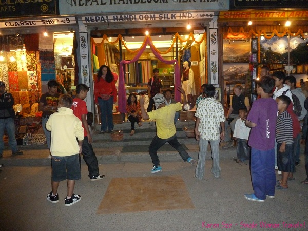 Street dances to celebrate Diwali