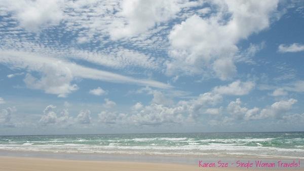 Whitsunday islands beach Australia