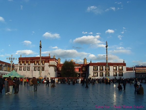 Most sacred temple in Tibet - Jokhang