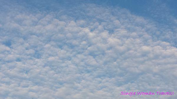 Infinite beauty Clouds blue sky