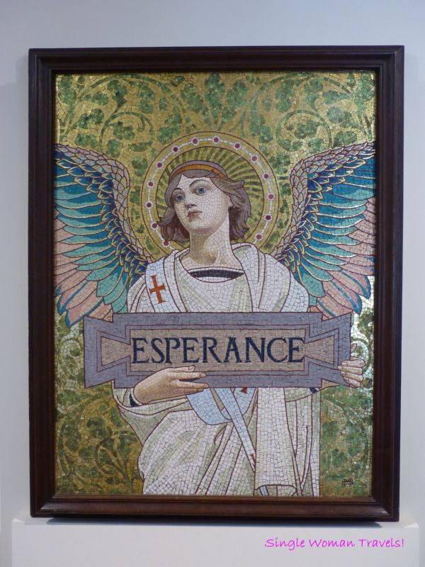 Mosaic of Esperance - Hope