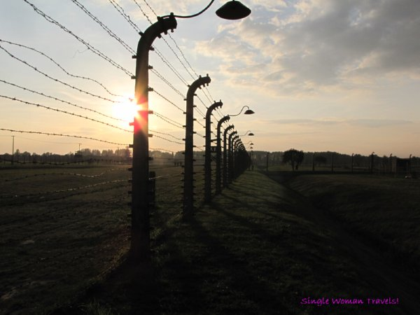 Remembering the Holocaust in Oswiecim Poland