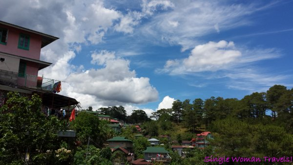 VIew of Sagada Philippines